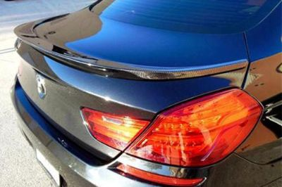 Purchase D2S BF06-L2-UNPAINTED - 12-13 BMW 6-Series Custom Style Rear Lip Spoiler motorcycle in Fort Lauderdale, Florida, US, for US $689.00