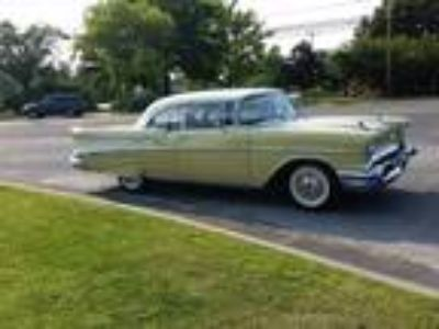 1957 Chevrolet Bel Air 150 210 Sport Coupe