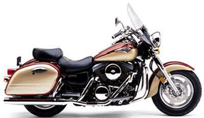 2003 Kawasaki Vulcan 1500 Nomad Fi Cruiser Motorcycles Jamestown, NY