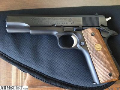 For Sale/Trade: Colt 1911 Series 70 Government Model / Trade for Walther PPK or PP Model