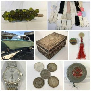 Monrovia Auction Ends July 30