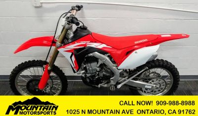 2017 Honda CRF450RX Motorcycle Off Road Ontario, CA
