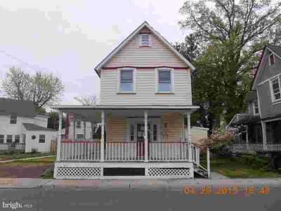 181 Northwest Ave Pitman Two BR, Attention investors and savvy
