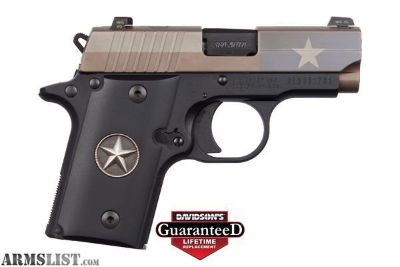 For Sale: New! Sig 238 Texas Flag NoCCFees Free Shipping