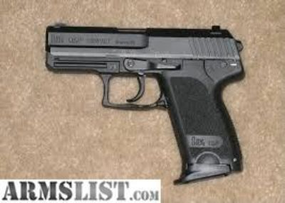 For Sale: H & K 40. COMPACT TAKE PART TRADE