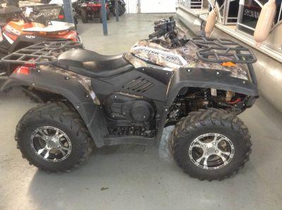 2015 CFMOTO CF500-B Utility ATVs Hutchinson, MN