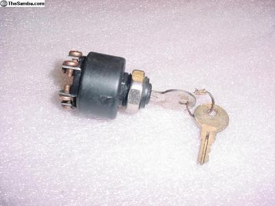 Ignition Switch With 2 Keys - Stop-accessories-sta