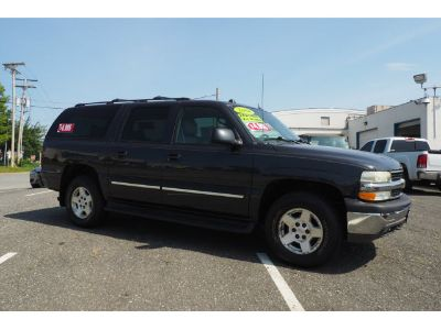2004 Chevrolet Suburban 1500 LS (Dark Gray Metallic)