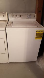 GE Washer (top loading)