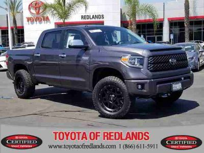 Used 2019 Toyota Tundra 4WD CrewMax 5.5' Bed 5.7L (GS)