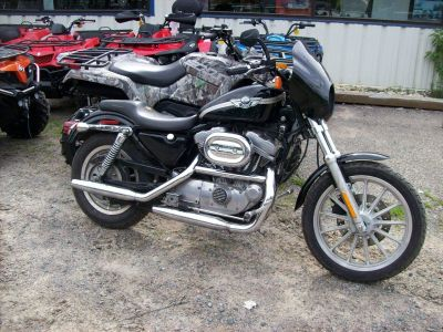 2003 Harley-Davidson XLH Sportster 883 Sport Motorcycles Wisconsin Rapids, WI