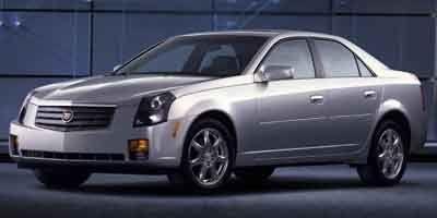 2003 Cadillac CTS Base (Sable Black)