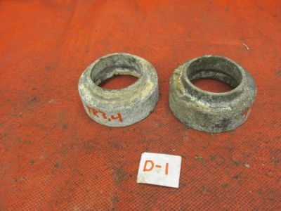 Buy Triumph TR4, TR3, Original Front Aluminum Coil Spring Spacers, !! motorcycle in Kansas City, Missouri, United States, for US $31.99