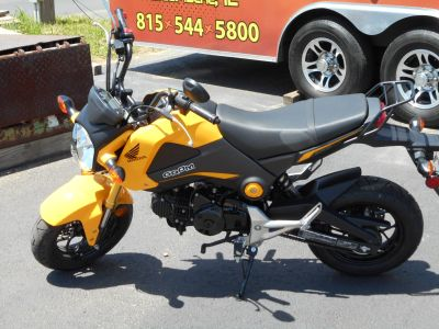 2015 Honda Grom Sport Motorcycles Belvidere, IL