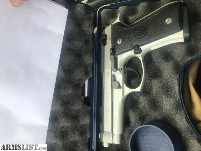 For Sale/Trade: Beretta 92fs INOX 4 prebans
