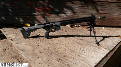 """For Sale: 18"""" 300BLK Out Build"""