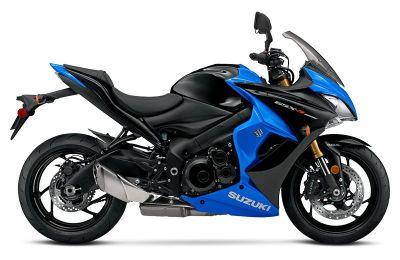 2018 Suzuki GSX-S1000F ABS Sport Motorcycles Van Nuys, CA
