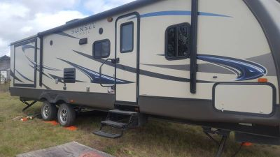 2014 CrossRoads Sunset Trail Reserve ST32fr