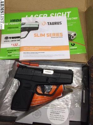 For Sale: Taurus 709