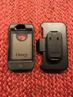 Otter Box Case for iPhone 4