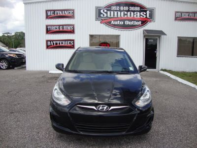 2013 Hyundai Accent GLS (Black)