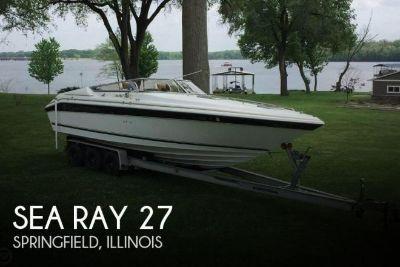 1989 Sea Ray Panchanga 27