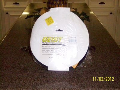 NEW IN PACKAGE GEIST 10FT CORD COVER