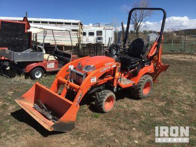2015 (unverified) Kubota BX25DLB 4WD Utility Tractor