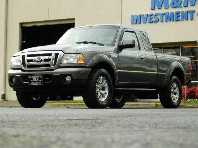 2008 Ford Ranger FX4 Off-Road (Gray)