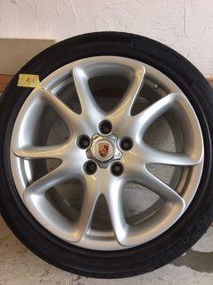 """FS: 20"""" Cayenne Turbo Wheels"""
