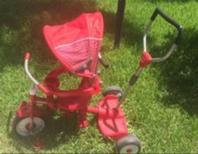 Radio Flyer4-1 stroll N Trike red