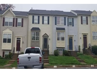 3 Bed 3.5 Bath Preforeclosure Property in Manassas, VA 20110 - Deblanc Pl