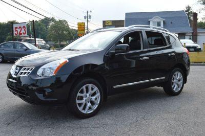 2011 Nissan Rogue S (Super Black)