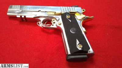For Sale: Taurus PT1911 .45 acp Gold Trim
