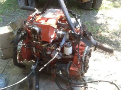 Sell Diesel engine. Hino turbo diesel 4 cylinder. 4wo great running engine motorcycle in Panama City, Florida, United States