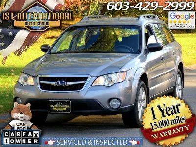 2008 Subaru Outback 2.5i (Gray)