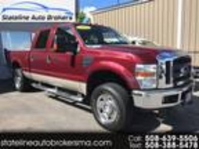 Used 2008 FORD Super Duty F-250 SRW For Sale