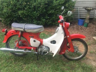 1965 Honda SUPER CUB