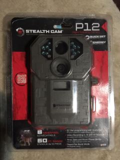 Stealth Cam Field and Game Camera