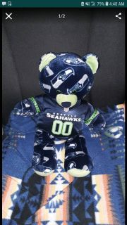 Seahawks Seattle bear