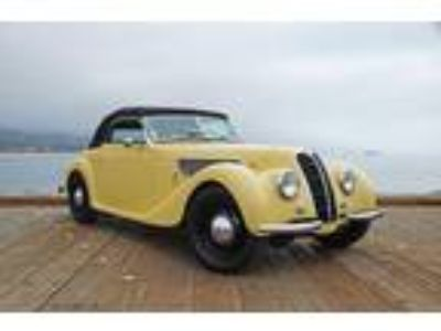 1938 BMW 328 Sport Convertible Upgraded