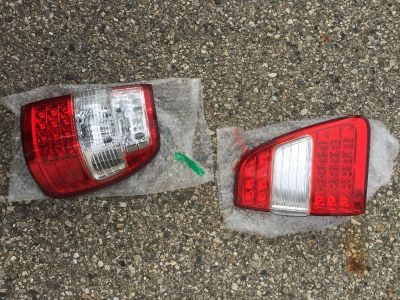 Land Cruiser 100 Serious LED Tail lights