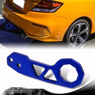 "Find 2"" JDM Anodized CNC Billet Aluminum BLUE Rear Bumper Racing Tow Hook For Chevy motorcycle in Rowland Heights, California, United States"