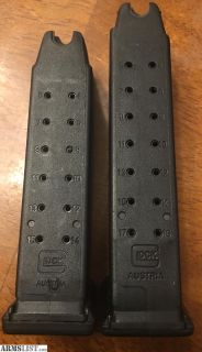 For Sale/Trade: GLOCK PRE BAN 17 and 19 U notch