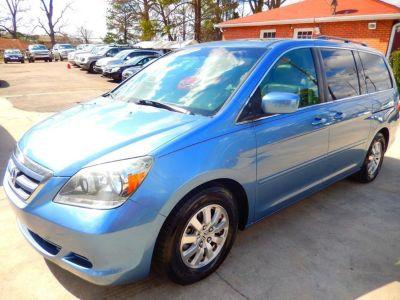 2009 Honda Odyssey EX-L (BLUE)