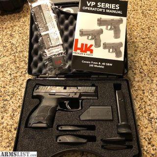 For Sale: BNIB H&K VP9SK FOR SALE