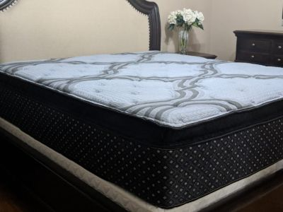 NEW MATTRESSES-ANY SIZE-ANY STYLE-$40 D0WN-SAME DAY DELIVERY-SAVE 50-75%OFF RETAIL
