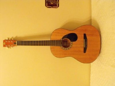 $40 Rogue Starter Acoustic Guitar Matte Natural