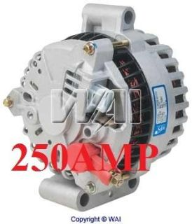 Buy 250AMP HIGH OUTPUT ALTERNATOR FORD MUSTANG MUSTANG 4.0L V6 2005 2006 2007 2008 motorcycle in San Mateo, California, US, for US $168.99