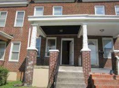 House for Sale,$65,00.00/3 Bedrooms, 1 Bath/ Westport St. Baltimore MD